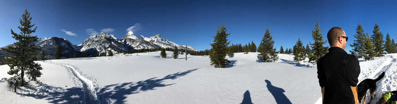 Views of the Tetons - Jackson Hole, WY