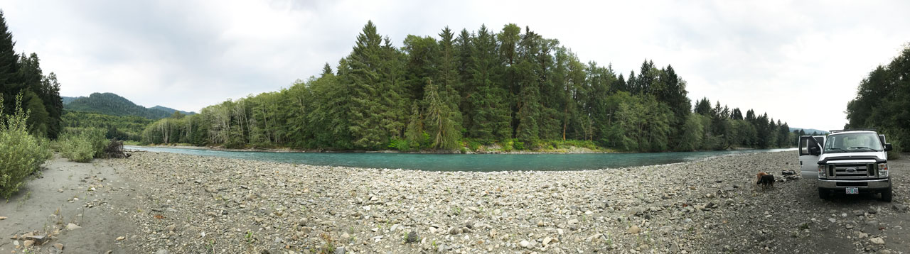 River - Olympic National Park
