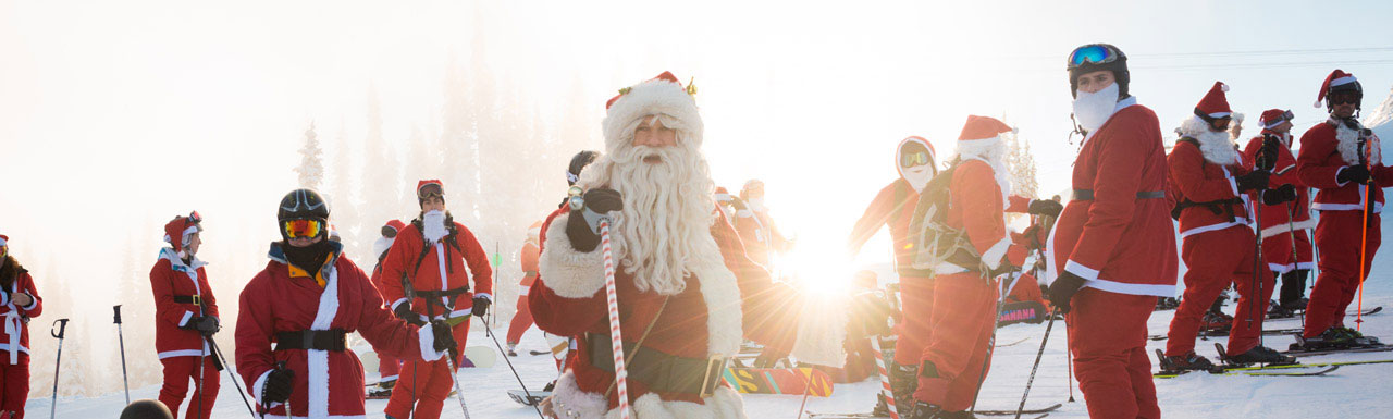 Christmas and New Year's in Whistler