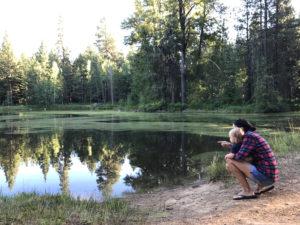 Aspen Lake - Oregon
