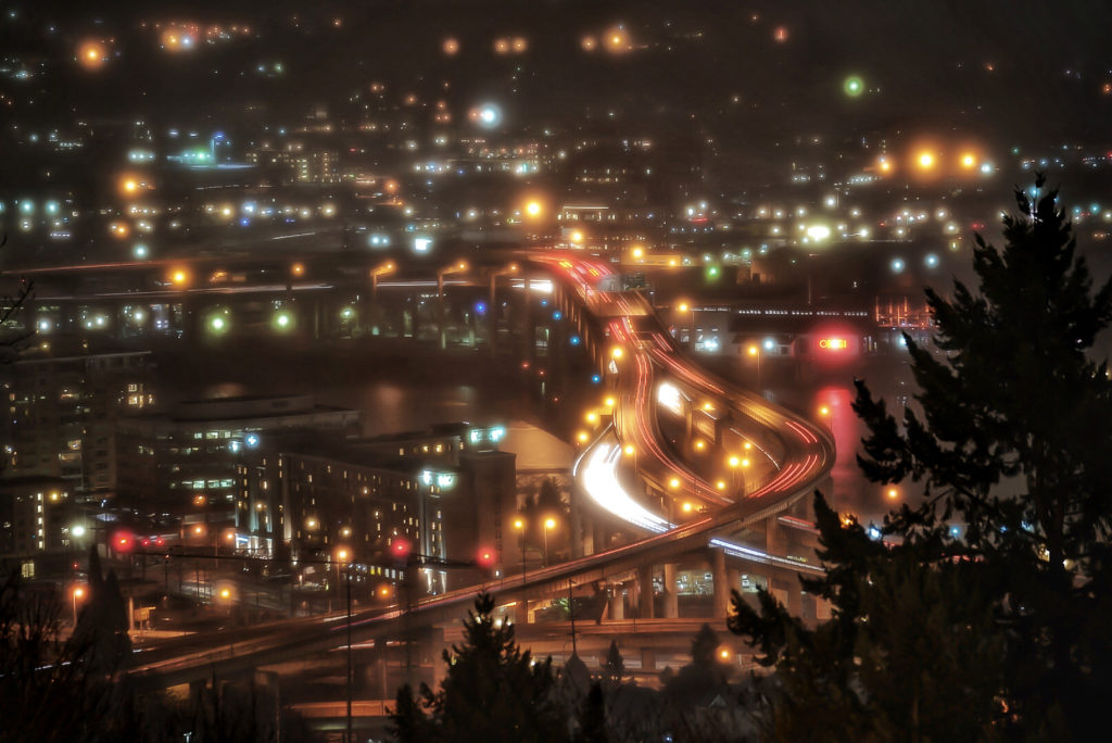 Portland Oregon - Cort Muller