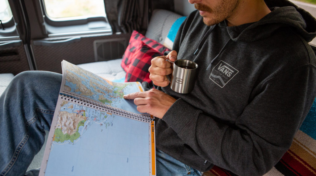 Route Planning for Vancouver Island - ROAMERICA Campervan