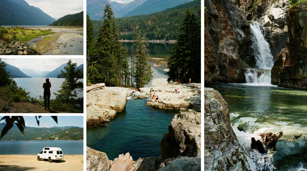 Strathcona Provincial Park - British Columbia