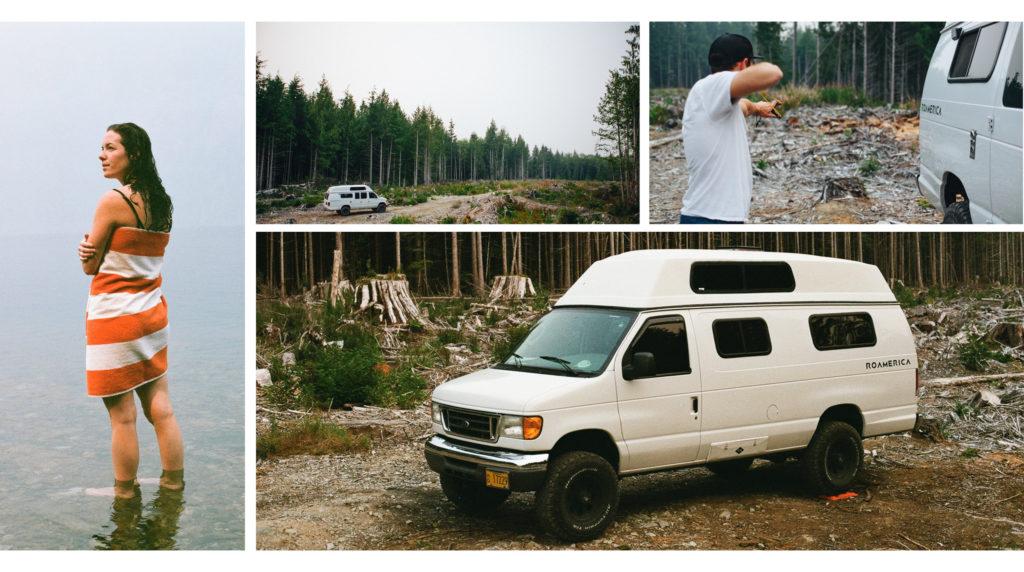 Exploring Tofino, British Columbia - ROAMERICA Campervan
