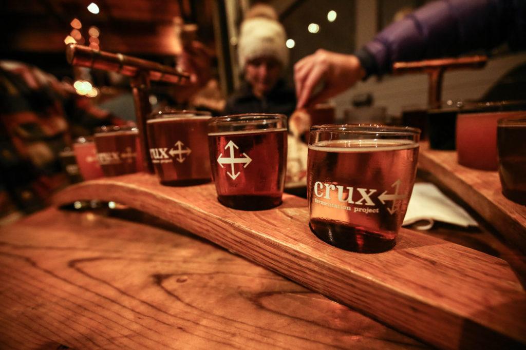 Craft Beer Tasting in Oregon