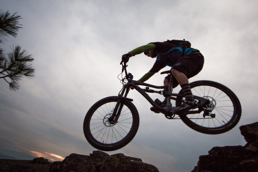 Mountain Biking the Pacific Northwest