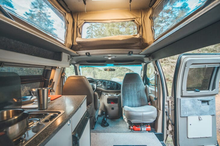 Campervans For The Ultimate Road Trip - ROAMERICA