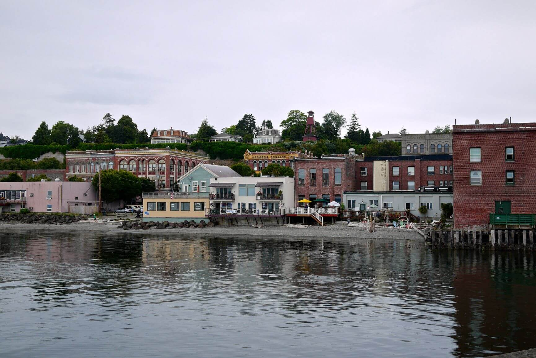 Port Townsend in Washington State