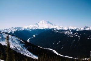 Visit Washington State in a Campervan