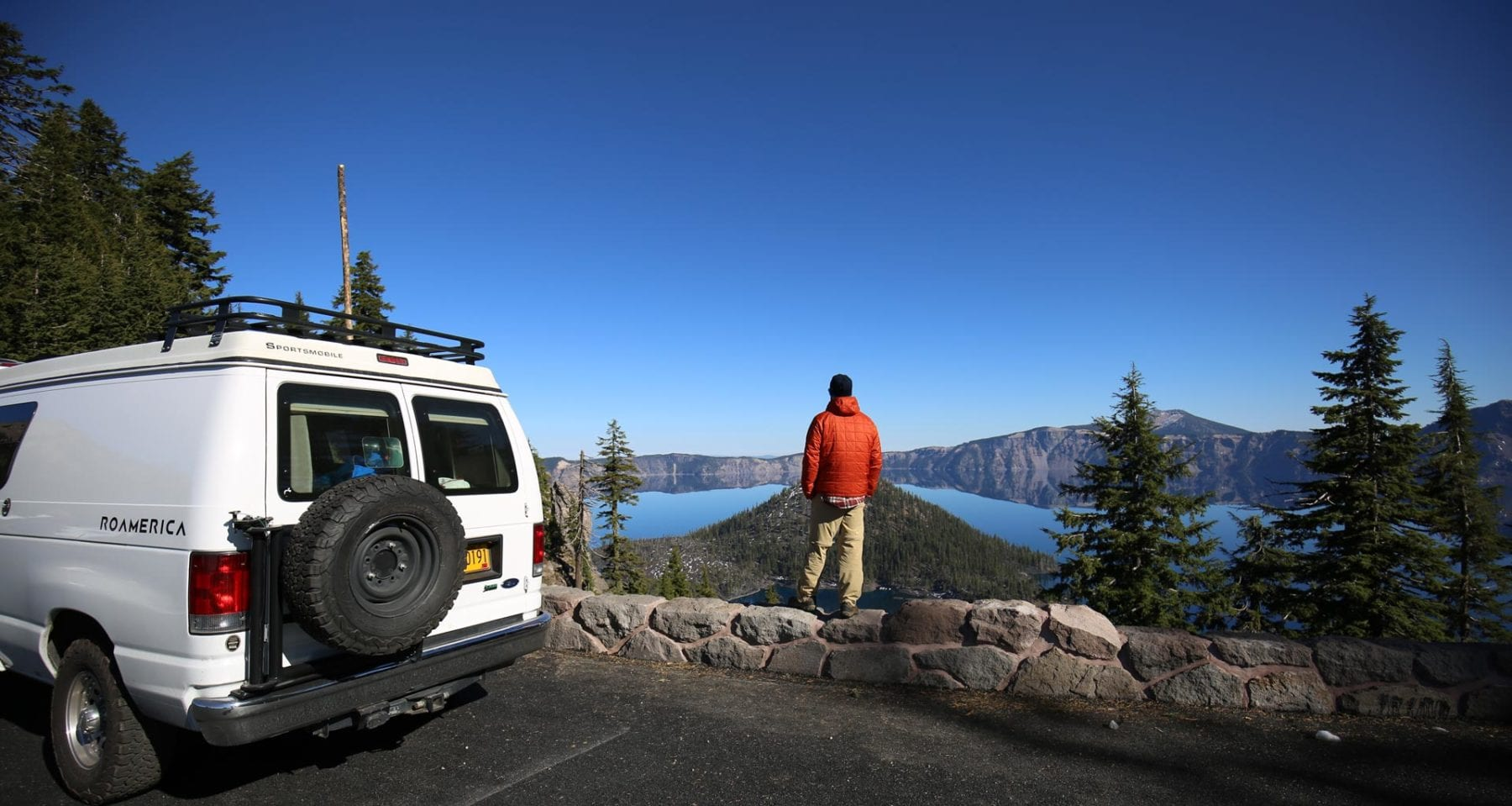 Visit Crater Lake National Park on Your Pacific Northwest Road Trip