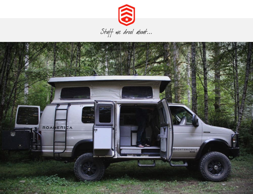 Bless this Stuff - A great online resource for all fun things like 4wd Ford Econolines and 4wd Ford Transits