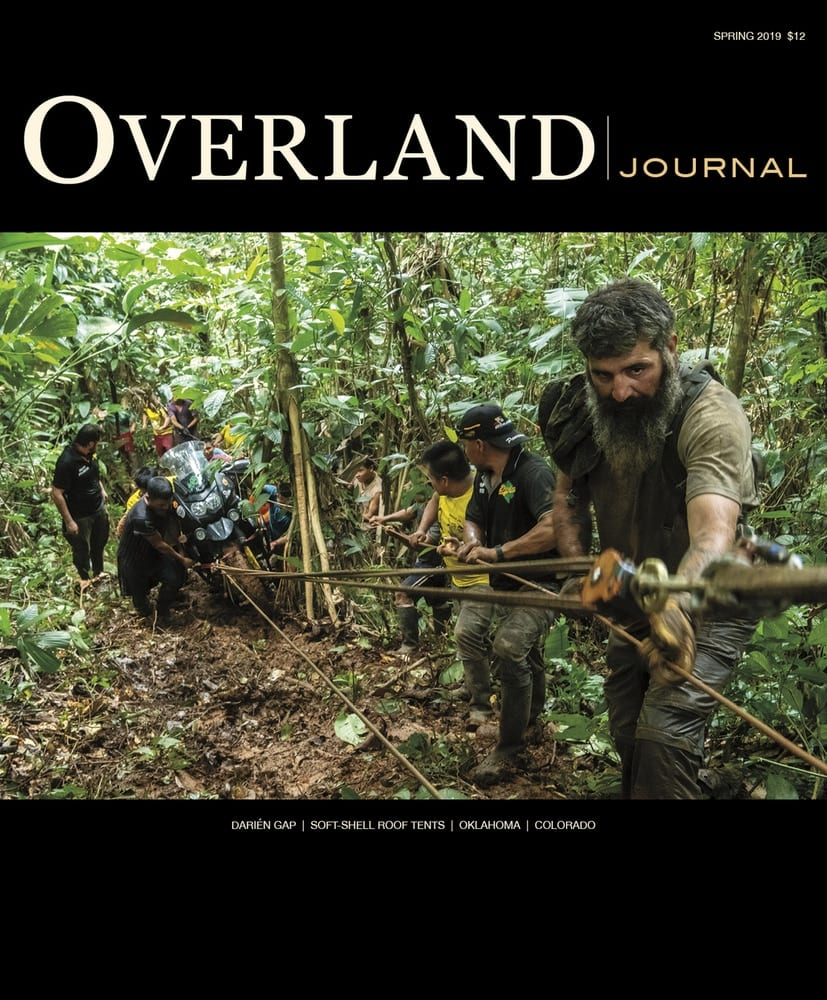 Overland Journal talks with Roamerica about overlanding in North America