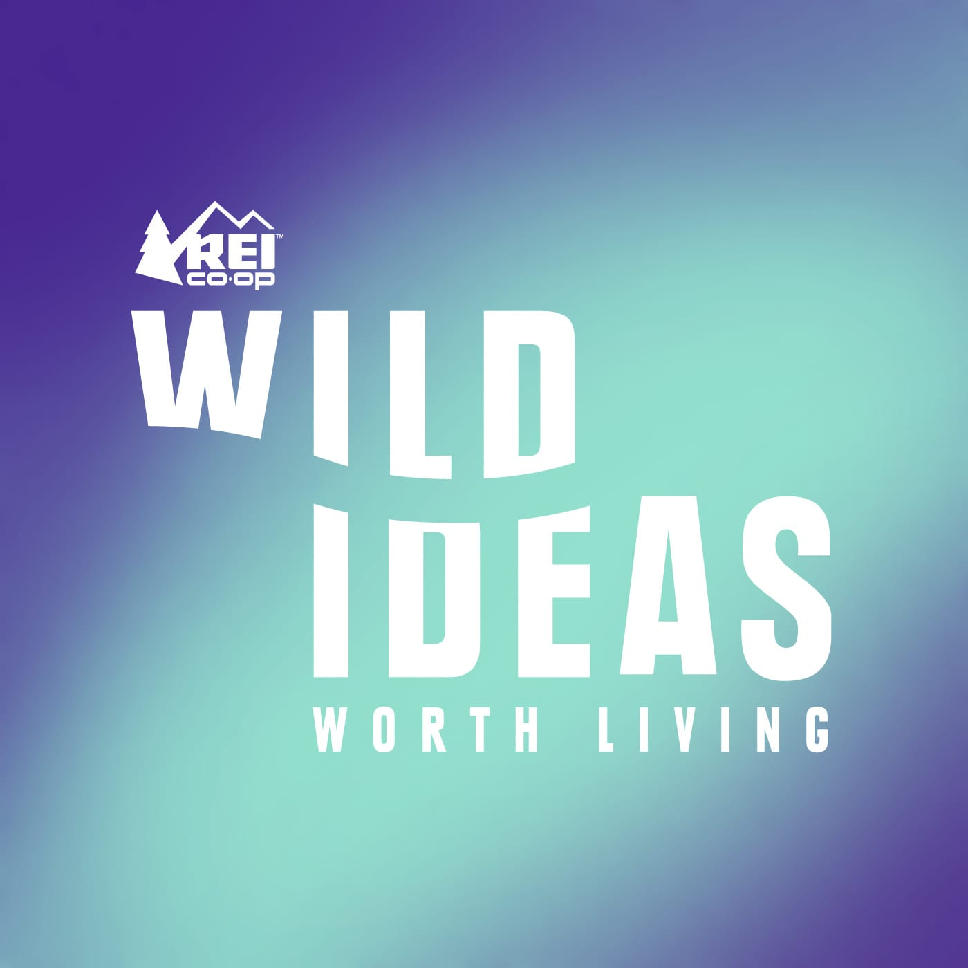 Wild Ideas Worth Living podcast with REI and Shelby Stanger