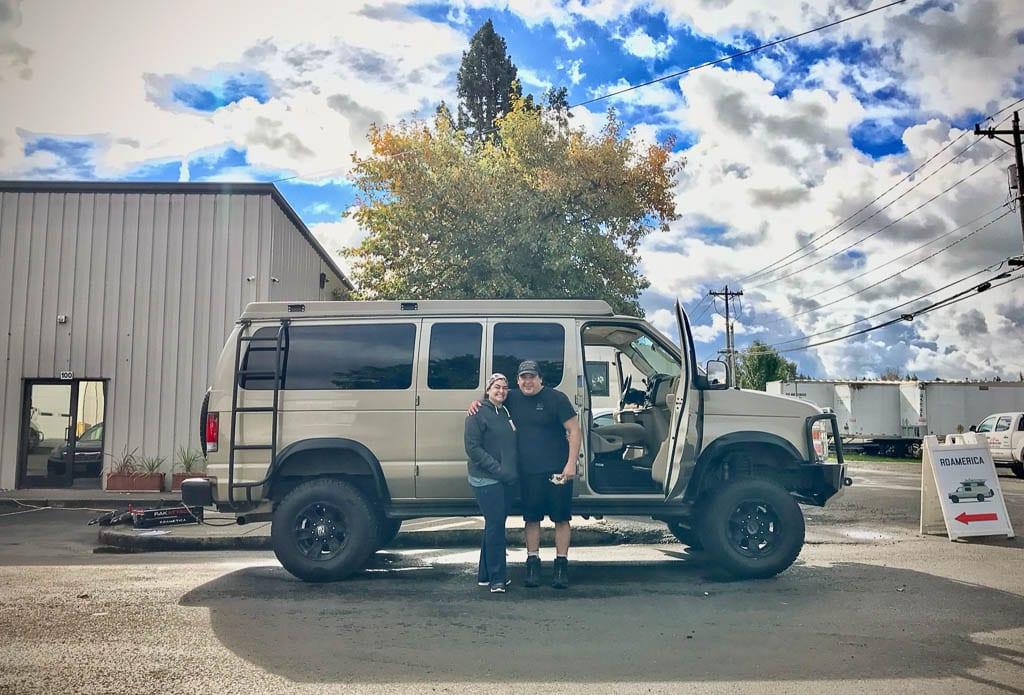 Sunday Funday! Camper van rentals for the weekend warrior in you.