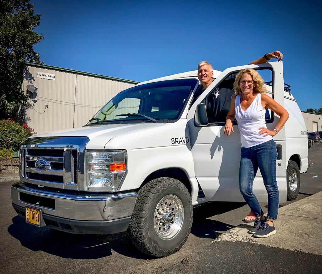 Camper van rentals for summer Oregon road trips.