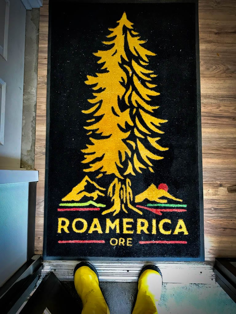 Welcome to Roamerica!