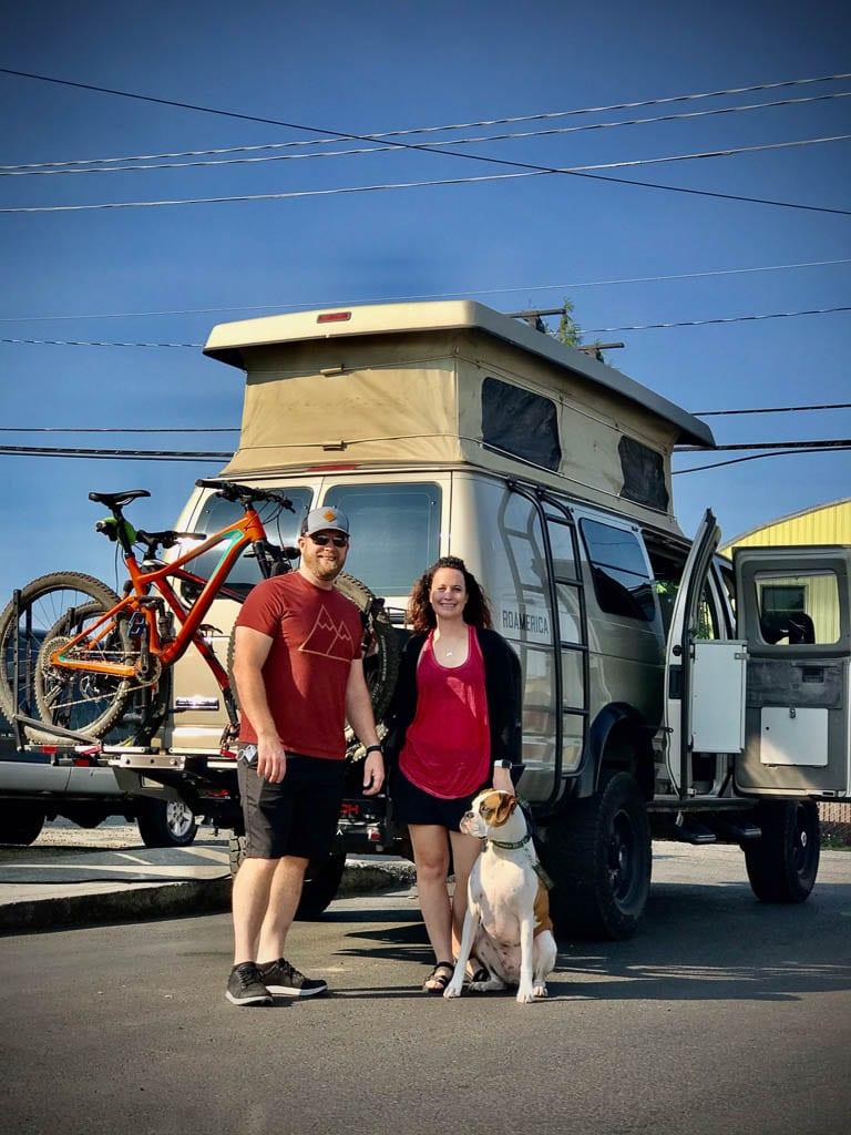 Camper van rentals that are pet friendly!