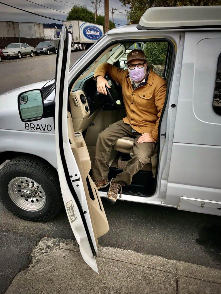 Ford camper van rental for everyone!