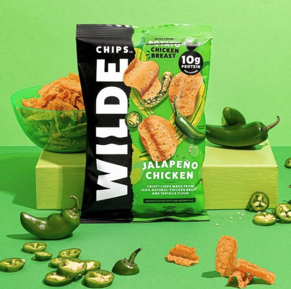 Impossibly Delicious Protein Chips with your campervan rental